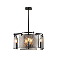 Lindhurst 8 Light 22 inch Oil Rubbed Bronze Pendant Ceiling Light