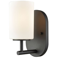 Pemlico 1 Light 6 inch Oil Rubbed Bronze Vanity Light Wall Light