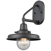 Vinton Station 1 Light 15 inch Oil Rubbed Bronze Outdoor Sconce