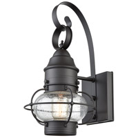 ELK 57180/1 Onion 1 Light 15 inch Oil Rubbed Bronze Outdoor Wall Sconce