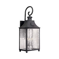 ELK Lighting Monterey 3 Light Outdoor Sconce in Charcoal 5752-C