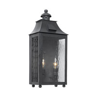 ELK Lighting Monterey 2 Light Outdoor Sconce in Charcoal 5754-C