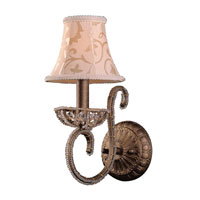ELK Lighting Elizabethan 1 Light Sconce in Dark Bronze 5960/1 alternative photo thumbnail