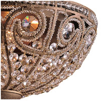 ELK 5962/3 Elizabethan 3 Light 13 inch Dark Bronze Flush Mount Ceiling Light alternative photo thumbnail