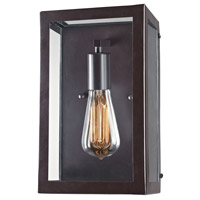 ELK Lighting Parameters 1 Light Wall Sconce in Bronze 63020-1
