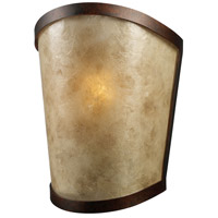 ELK Lighting Mojave 1 Light Wall Sconce in Classic Bronze 65030-1