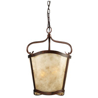 ELK Lighting Mojave 3 Light Pendant in Classic Bronze 65031-3