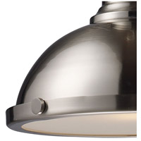 ELK 66124-1 Chadwick 1 Light 13 inch Satin Nickel Pendant Ceiling Light in Incandescent alternative photo thumbnail