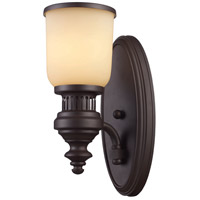 ELK 66130-1 Chadwick 1 Light 5 inch Oiled Bronze Wall Sconce Wall Light in Standard