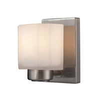 ELK Lighting New Haven 1 Light Vanity in Brushed Nickel 66185/1