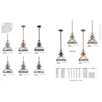 ELK 66225-3-LED Chadwick LED 47 inch Satin Nickel Island Light Ceiling Light alternative photo thumbnail