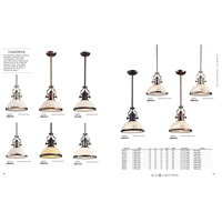 ELK 66235-3-LED Chadwick LED 47 inch Oiled Bronze Island Light Ceiling Light  alternative photo thumbnail