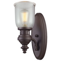 ELK Lighting Chadwick 1 Light Wall Sconce in Oiled Bronze 66760-1