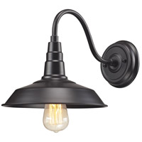 ELK Lighting Urban Lodge 1 Light Sconce in Oil Rubbed Bronze 66955/1