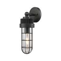 ELK Lighting Darby 1 Light Sconce in Oil Rubbed Bronze 67061/1