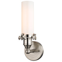 Fulton 1 Light 4 inch Satin Nickel Wall Sconce Wall Light