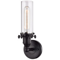 Elk Lighting Fulton 1 Light Wall Sconce in Oil Rubbed Bronze 67340/1