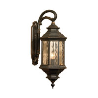 ELK Lighting Statesman 2 Light Outdoor Wall Sconce in Mocha 6930-M