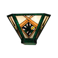 ELK Lighting Gameroom 2 Light Wall Sconce in Tiffany Bronze 70094-2