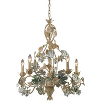 ELK Lighting Vineyard 5 Light Chandelier in Champagne Cream 7137/5