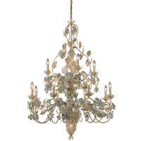 ELK Lighting Vineyard 13 Light Chandelier in Champagne Cream 7139/8+4+1