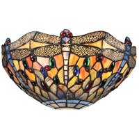 ELK Lighting Dragonfly 1 Light Wall Sconce in Dark Bronze 72077-1