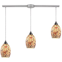 ELK Lighting Avalon 3 Light Pendant in Satin Nickel 73011-3L