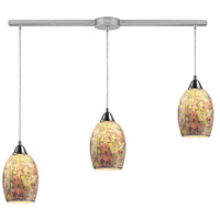 ELK Lighting Avalon 3 Light Pendant in Satin Nickel 73021-3L