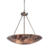 ELK Lighting Avalon 5 Light Pendant in Satin Nickel 73033-5