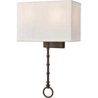 ELK 75030/2 Shannon 10 inch Oil Rubbed Bronze Sconce Wall Light