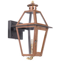 ELK Lighting Grande Isle Gas Wall Lantern in Aged Copper 7925-WP