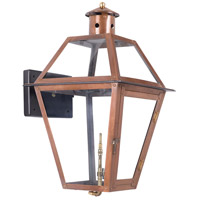 ELK Lighting Grande Isle Gas Wall Lantern in Aged Copper 7933-WP