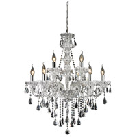 Nulco by ELK Lighting Cotswold 9 Light Chandelier in Clear 80063/6+3 photo thumbnail