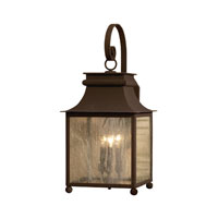 ELK Lighting Chatham 3 Light Outdoor Wall Sconce in Iron Rust 8082-IR