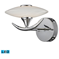 ELK 81000/1 Catalana LED 9 inch Chrome Vanity Wall Light