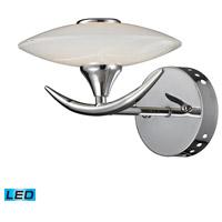 ELK 81000/1 Catalana LED 9 inch Chrome Vanity Wall Light