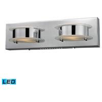 ELK 81011/2 Northholt LED 16 inch Chrome Vanity Wall Light
