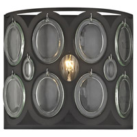 Serai 1 Light 8 inch Oil Rubbed Bronze Vanity Light Wall Light