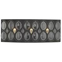 Serai 3 Light 20 inch Oil Rubbed Bronze Vanity Light Wall Light