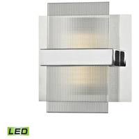 ELK 81140/LED Desiree LED 6 inch Polished Chrome Vanity Light Wall Light