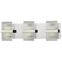 ELK 81141/LED Desiree LED 21 inch Polished Chrome Vanity Light Wall Light