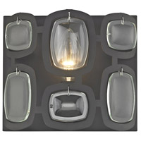 ELK 81160/1 Monserrat 1 Light 8 inch Oil Rubbed Bronze Vanity Light Wall Light