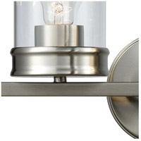 ELK 81303/4 Leland 4 Light 31 inch Satin Nickel Vanity Light Wall Light alternative photo thumbnail