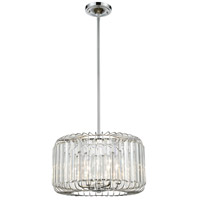 ELK 81324/4 Beaumont 4 Light 17 inch Polished Chrome Pendant Ceiling Light