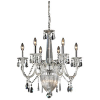 Nulco by ELK Lighting Banburgh 9 Light Chandelier in Chrome 82012/6+3