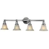 ELK 84013/4 Vintage Bath 4 Light 36 inch Chrome Vanity Wall Light