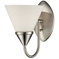 Nulco by ELK Lighting Alpine 1 Light Vanity in Satin Nickel 84055/1