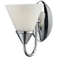 ELK 84065/1 Alpine 1 Light 6 inch Chrome Vanity Wall Light