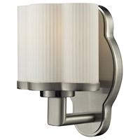 Nulco by ELK Lighting Harbridge 1 Light Vanity in Satin Nickel 84095/1
