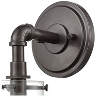 ELK 85230/1 Beaker 1 Light 5 inch Oil Rubbed Bronze Sconce Wall Light alternative photo thumbnail